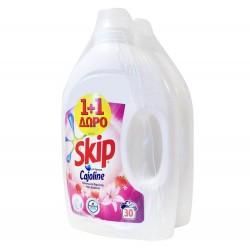 Skip Υγρό Πλυντηρίου Με Άρωμα Cajoline Λίλιουμ & Φρούτα του Δάσους 30μεζ 1+1