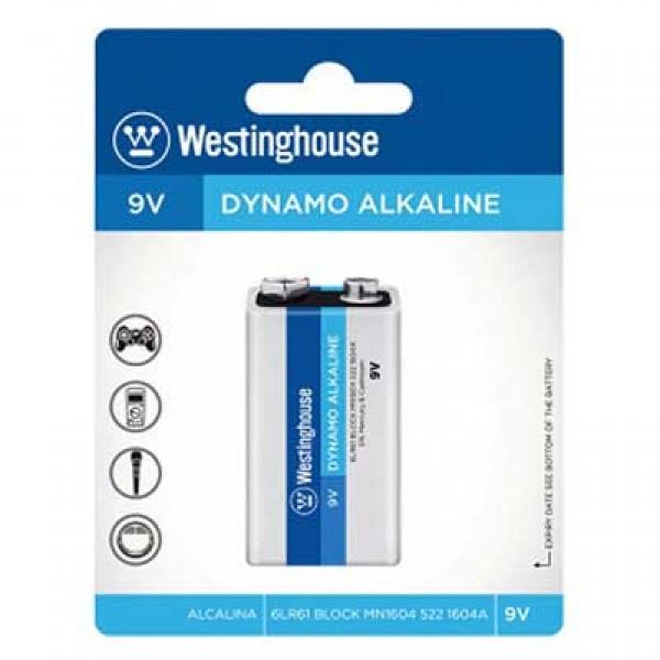 Westinghouse 9V Αλκαλική Μπαταρία