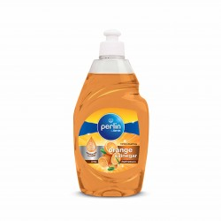 Perlin Υγρό Πιάτων Πορτοκάλι & Ξύδι 450ml