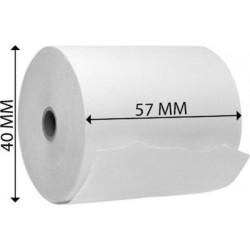 Θερμικά Ρολά 57x40mm 55gsm 13m (10 τεμάχια)