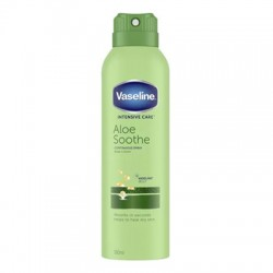 Vaseline Spray Σώματος Aloe Soothe 190ml