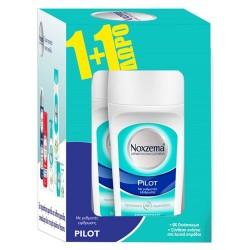 Noxzema Pilot Roll-On 50ml 1+1 ΔΩΡΟ