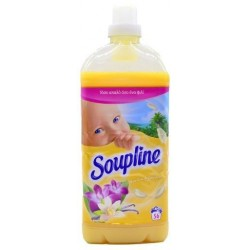 Soupline Μαλακτικό Βανίλια & Ορχιδέα 56μεζούρες 1,3lt