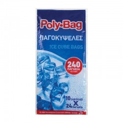 PolyBag Παγοκυψέλες 240 Παγάκια