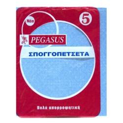 Pegasus Σπογγοπετσέτα Νο5 30x35