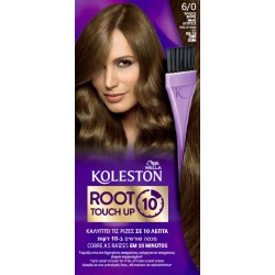 Wella Koleston Root Touch Up 10 Minutes 6/0 Σκούρο Ξανθό 30ml