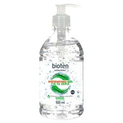 BIOTEN Αντισηπτικό Gel Για Τα Χέρια Με Aloe Vera 500ml