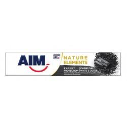 Aim Nature Elements Charchoal Οδοντόκρεμα 75ml