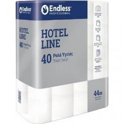 Endless Hotel Line Χαρτί Υγείας 40 ρολά 2φυλλα