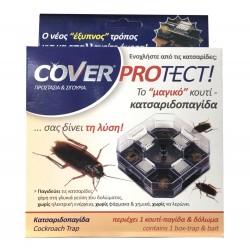 Cover Protect Κατσαριδοπαγίδα 1τμχ.