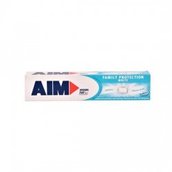 AIM Family Protection White Με Σόδα 75ml