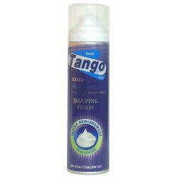 Tango Αφρός Ξυρίσματος Extra Moisturising Regular Skin 200ml