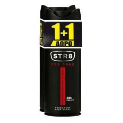 STR8 Spray Red Code 150ml 1+1 ΔΩΡΟ