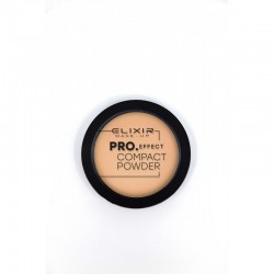 Elixir Compact Powder – Pro.Effect Cream #115