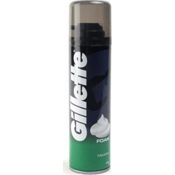 Gillette Shaving Foam Menthol 300ml