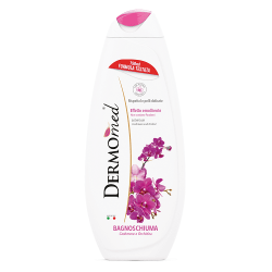 Dermomed Cashmere E Orchidea Bubble Bath 750ml