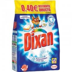 Dixan Σκόνη Πλυντηρίου 825gr 15μεζ