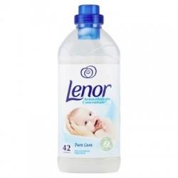 Lenor Pure Care Υποαλλεργικό Μαλακτικό Ρούχων 650ml