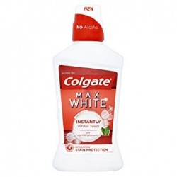 Colgate Στοματικό Διάλυμα Max White 500ml