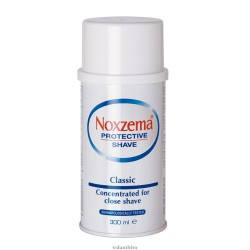 Noxzema Αφρός Ξυρίσματος Regular White 300ml