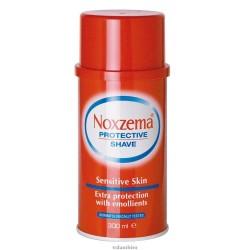Noxzema Αφρός Ξυρίσματος Sensitive Red 300ml