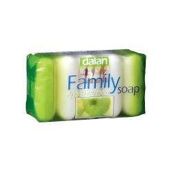Dalan Family Σαπούνι 75gr Apple 5τμχ