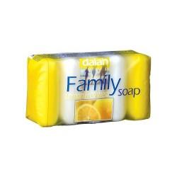 Dalan Family Σαπούνι 75gr Lemon 5τμχ