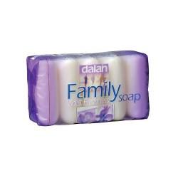 Dalan Family Σαπούνι 75gr Violet 5τμχ