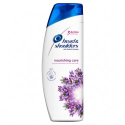 Head & Shoulders Shampoo Nourishing Care 400ml